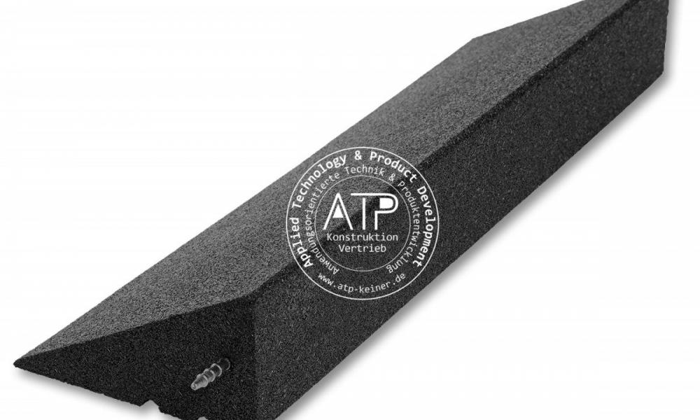 Gummirampe-flex-PKW-schwarz-150mm